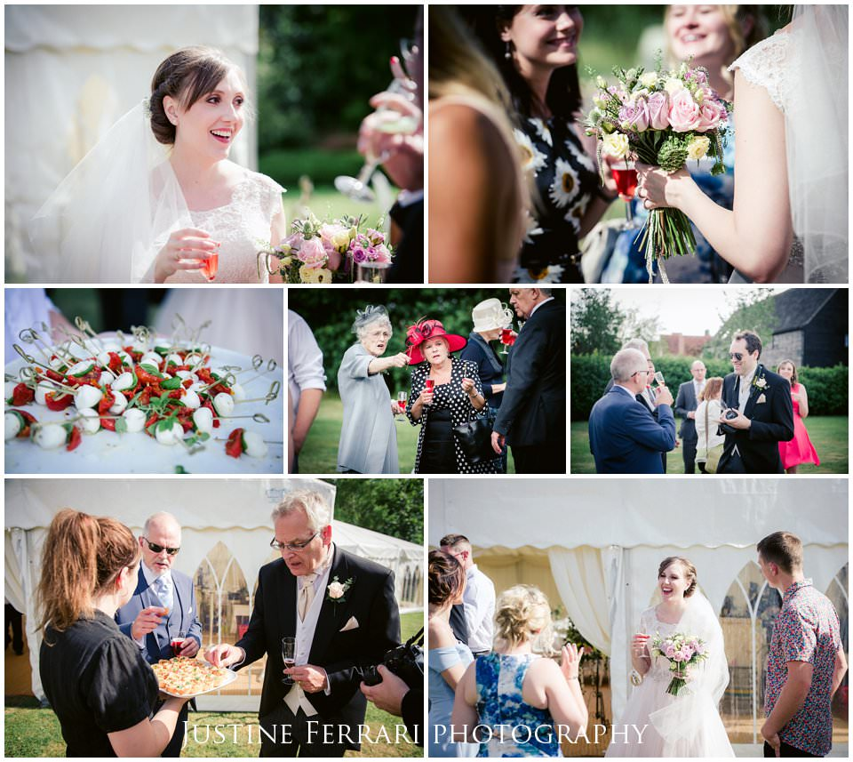 Wedding Flowers Suffolk: Gennie And Tom At Suffolk Church Wedding