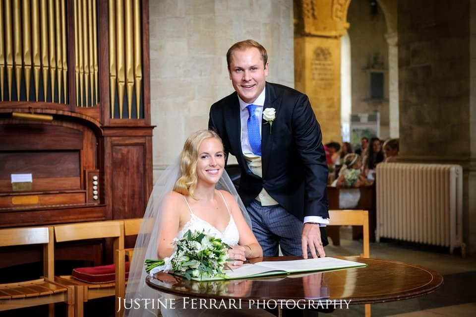 Wymondham Abbey wedding photos