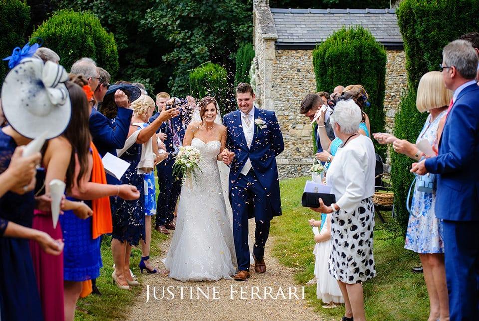 Priory Hall wedding photos