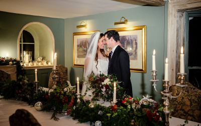 Winter Marquee Wedding | Suffolk Wedding Photographer