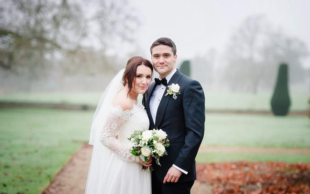 Christmas Wedding | Suffolk | Justine Ferrari