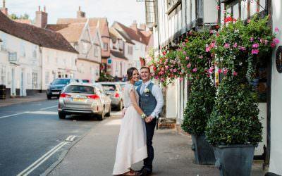 The Swan Hotel at Lavenham Weddings