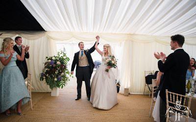 Suffolk Wedding Photographer | Marquee Weddings