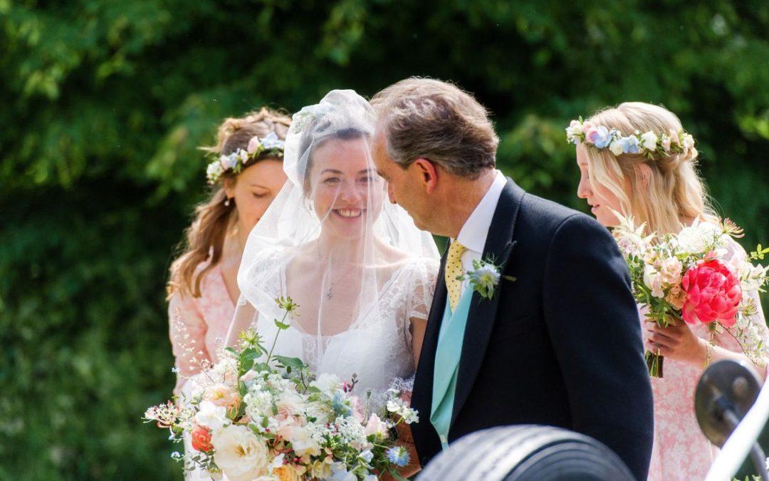 Suffolk Country Church Wedding