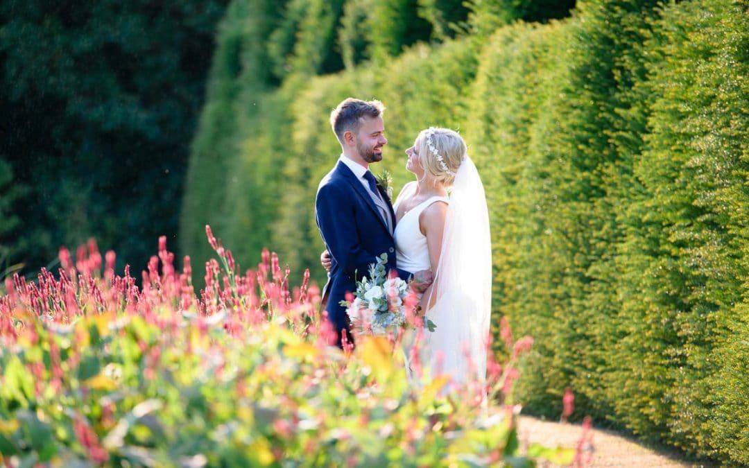 Hales Hall Great Barn Wedding Photography